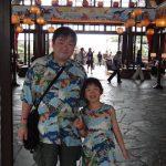 子供と二人で旅すること