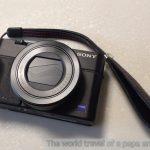 旅行カメラその2(DSC-RX100M3)