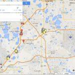 旅にGoogleマップの活用