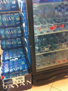 HESSの水の値段