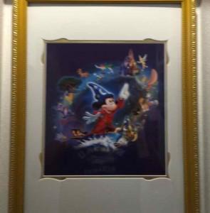 アート・オブ・ディズニーの絵