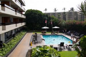 コナシーサイドホテルのプール