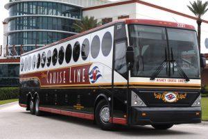 Cruise buss