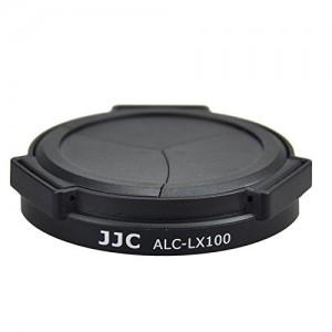 JJC LUMIX LX100専用オートレンズキャップ