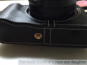 LX100用レザーカメラケース