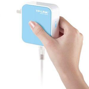 小型無線ルーター