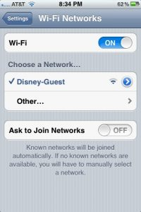 WDW Wi-Fi